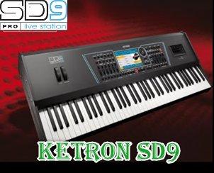 Ketron SD9 - zdjęcia, newsy, informacje