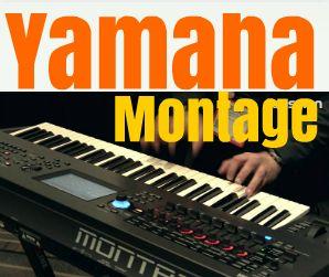 Yamaha Montage - wskazówki, informacje