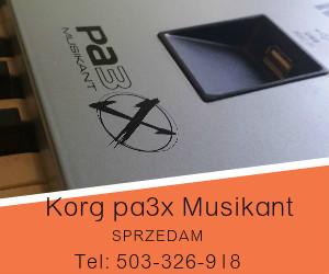 Sprzedam Korga pa3x Musikant style Camaro midi24 presety dynamix