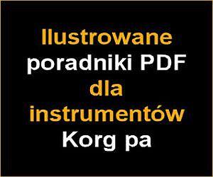 Ilustrowane poradniki dla instrumentów  korga pa