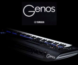 Yamaha Genos new arranger successor of Tyros 5