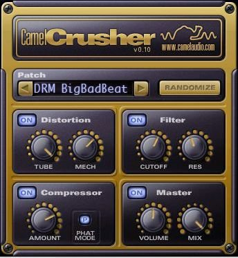 Camel Audio - Crusher