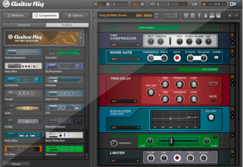 Native Instruments - Guitar Rig Player Free