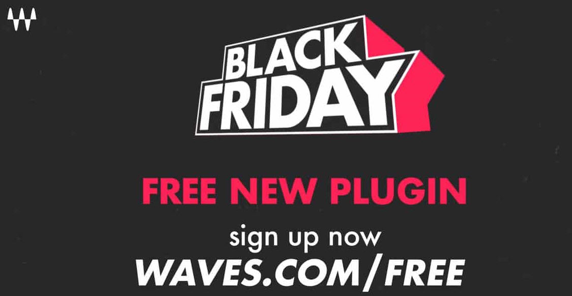 waves_blackfriday waves audio plugin