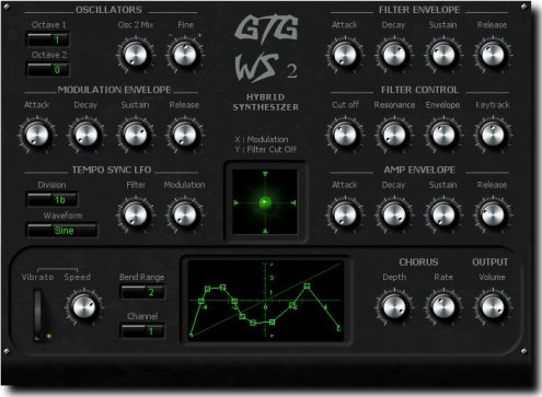 GTG WS 2 Hybrid Synthesizer download