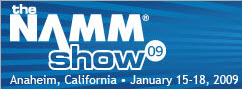 The NAMM Show 2009