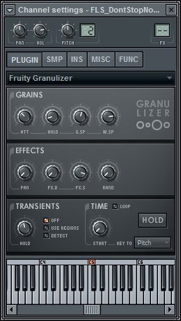 fl studio granulizer tutorial