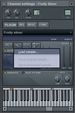 Fl slicer - fl studio 11 tutorial