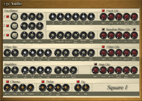 Cakewalk - Square I Freeware