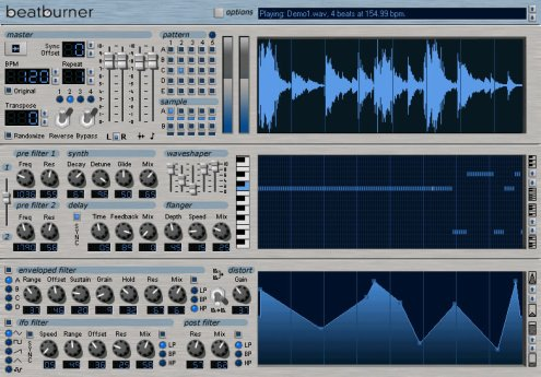 CodeAudio - BeatBurner Freeware