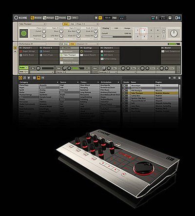 Native Instruments - Kore 2 Software Edition