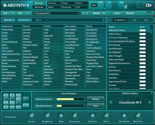 Native Instruments - Absynth 5