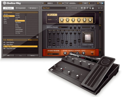 Native Instruments - Guitar Rig Pro v4.0