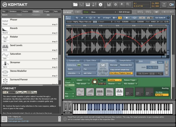 Native Instruments - Kontakt v3.5
