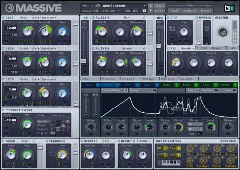 Native Instruments - Massive v1.4.4