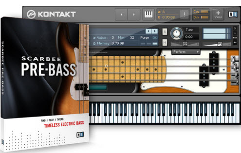 Native Instruments - Pre-Bass