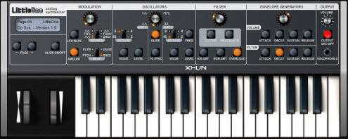 Xhun-audio - LittleOne VST