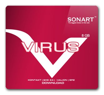 Sonart - Virus Sample Library