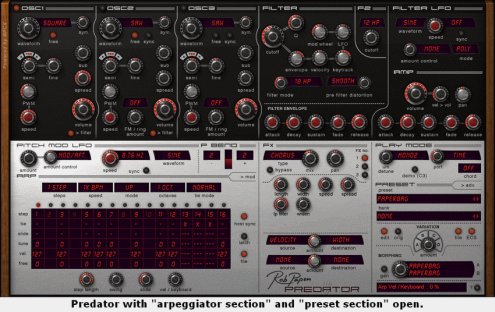 Voltage Disciple - Vol 1 Soundbank dla syntezatora Predator VST