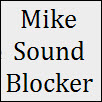 Mike Sound Blocker - iMoog Free