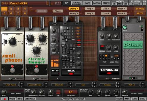 Ik Multimedia - Amplitube v3.0