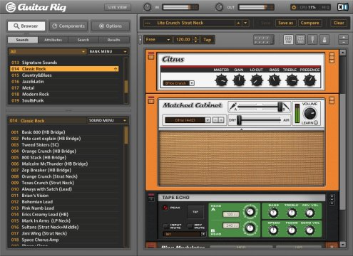 Native Instruments - Guitar Rig v3.2