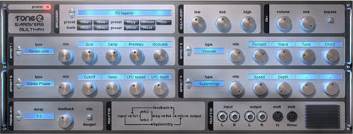 Tone2 - Warmverb vst